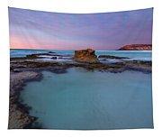 Tidepool Dawn Tapestry