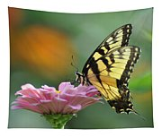 Tiger Swallowtail Butterfly Tapestry