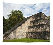 Tikal Mayan Site Guatemala Tapestry