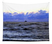 Tillamook Rock Lighthouse Tapestry