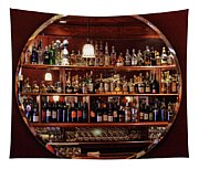 Time In A Bottle - Croce's Place Tapestry