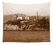 Timeless Alcatraz Tapestry