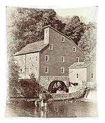 Timeless-clinton Mill N.j.  Tapestry