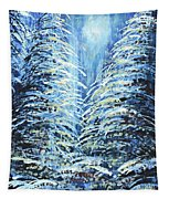 Tim's Winter Forest Tapestry