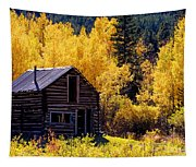 Tin Roof Tapestry