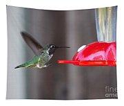 Tiny Flying Machine Tapestry