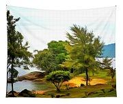 Tioman Island Beach Tapestry