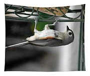 Titmouse Trickery Tapestry