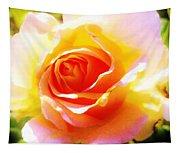 Tjs Rose A Glow Tapestry