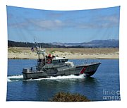 To The Rescue 2 Tapestry