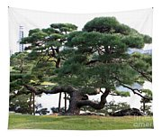 Tokyo Tree Tapestry
