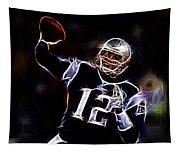 Tom Brady - New England Patriots Tapestry