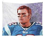 Tom Brady Tapestry