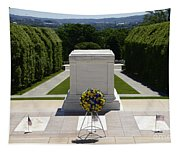 Tomb Of The Unknowns Tapestry