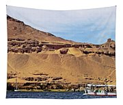Tombs Of The Nobles Aswan Tapestry