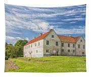 Tommarps Kungsgard Slott Tapestry
