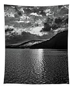 Tomorrow's Adventure Bw Tapestry