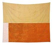 Topaz Pink Orange Tapestry