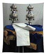 Torah Dressing Tapestry