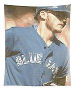 Toronto Blue Jays Josh Donaldson 4 Tapestry