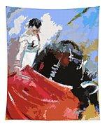 Toroscape 36 Tapestry