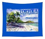 Tortola British Virgin Islands Shirt Tapestry