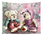 Toto Et Lolo Tapestry