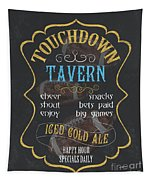 Touchdown Tavern Tapestry