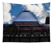 Touching The Sky - Comcast Center Tapestry