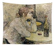 Toulouse-lautrec, 1889 Tapestry