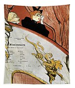 Toulouse-lautrec, 1893 Tapestry