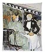 Toulouse-lautrec: Menu Tapestry