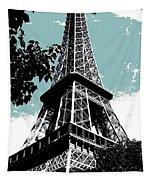 Tour Eiffel Tapestry