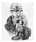 Tour Of Duty - Women In Combat Le Tapestry