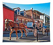 Touring The French Quarter Tapestry