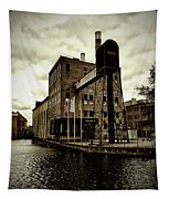 Tourist Office Norrkoping In Old Effect Tapestry