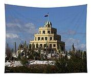 Tovrea's Castle Phoenix Tapestry