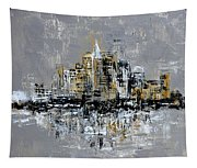 Town Line Tapestry