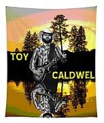 Toy Caldwell At Amber Lake 2 Tapestry