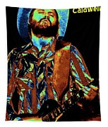 Toy Caldwell Plays The Blues Tapestry