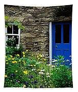 Traditional Cottage, Co Cork Tapestry
