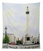 Trafalgar Square London Tapestry