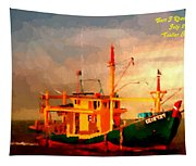 Trailer Ship H A Tapestry