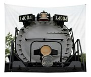 Trains Union Pacific Big Boy 4004 Front End Tapestry