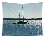 Tranquil Bay Tapestry