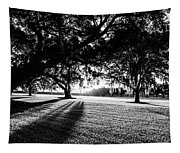 Tranquility Amongst The Oaks Tapestry