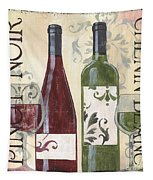 Transitional Wine 1 Tapestry
