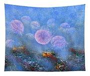 Transparent Beauties Tapestry