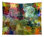 Transparent Layers Two Tapestry