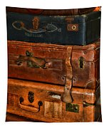 Travel - Old Bags Tapestry